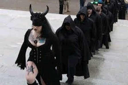 See What Church of Satan's Said to A Muslim Who Called Them Out On Twitter